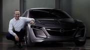 Opel Monza : le concept d'Opel pour Francfort