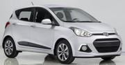 Hyundai dévoilera sa deuxième génération d'i10 au Salon de Francfort