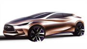 Infiniti Q30 concept : la future compacte premium japonaise