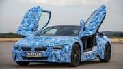 BMW livre les données techniques de son i8