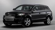 Audi Q7 e-tron : il approche