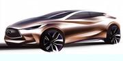 Infiniti Q30 : la Nissan de luxe sur base Mercedes sera à Francfort