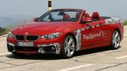 BMW Série 4 Cabriolet : surprise à découvert !