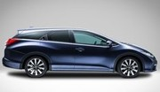 Honda Civic Tourer 2014 : les premières infos et photos officielles