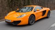 Essai McLaren MP4-12C: agent orange