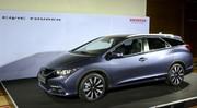 Honda Civic Honda Civic Tourer : une capacité record !