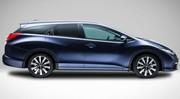 Honda Civic Tourer : Juste pour nous !