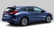 Honda Civic Tourer : pas qu'un physique