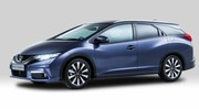 Honda Civic Tourer 2013 : la compacte fait le break avant Francfort