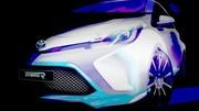 La Toyota Hybrid R se dévoile (un peu) plus