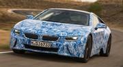 BMW i8 : 362 ch et 2,5 l/100 km
