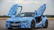 BMW i8, supercar vertueuse