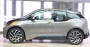 La BMW i3 dévoile ses secrets avant le Salon de Francfort