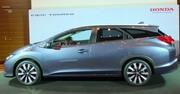 Présentation vidéo : A bord de la Honda Civic Tourer
