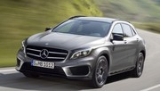 Mercedes-Benz GLA 2014 : photos, infos et vidéo officielles
