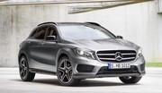 Mercedes GLA : le nouveau crossover à l'étoile en détails