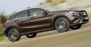 Mercedes-Benz GLA : le suiveur