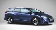Nouvelle Honda Civic Tourer : toutes les infos !