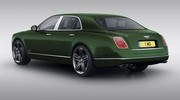 Bentley Mulsanne Le Mans Edition à Pebble Beach