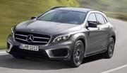 Mercedes GLA : une Classe A bien conditionnée