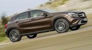 Mercedes GLA : Le crossover sur base Classe A
