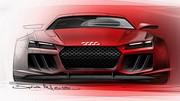 Audi : le nouveau concept Quattro confirmé pour Francfort