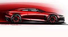 Audi dévoile le nouveau concept Quattro