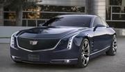Cadillac Elmiraj Concept : le Ciel est couvert