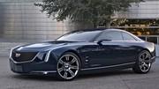 Cadillac veut retrouver sa splendeur passée avec l'Elmiraj