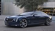 Cadillac Elmiraj Concept 2013 : un avant-goût du coupé luxe LTS ?