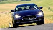 Essai Maserati Ghibli S Q4 : Sur la route des allemandes