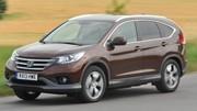 Essai Honda CR-V 1.6 i-DTEC : quand l'agrément se marie avec la raison
