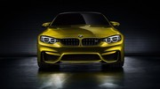 BMW M4 Concept : les photos et la vidéo