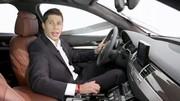 Audi lance un teaser vidéo de l'intérieur de sa nouvelle A8