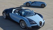 Bugatti Veyron Grand Sport Legend Jean-Pierre Wimille