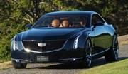 Cadillac Elmiraj : un coupé baroque et rutilant