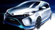 Un salon 100% hybride pour Toyota