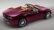 Spyker B6 Venator Spyder Concept : Star californienne