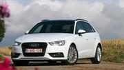 Essai Audi A3 Sportback 1.4 TFSI : Plus fort que le mazout !