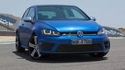 Nouvelle Volkswagen Golf R 2014 : 300 chevaux pour la teutonne