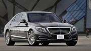 Mercedes S 500 Plug-In Hybrid 2014 : limousine à l'appétit d'oiseau