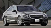 Mercedes Classe S 500 hybride rechargeable : seulement 3 l/100 km