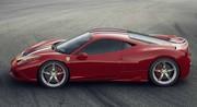 Ferrari 458 Speciale : Radicale !