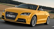 Le TTS Competition célèbre 500.000 Audi TT produits