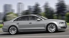 Audi A8 2013 : mise à jour pour le vaisseau amiral
