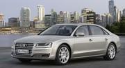 Audi A8 2013 : discret restylage et plus de puissance