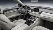 Audi dévoile le restylage de l'A8