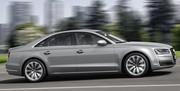 A Francfort, l'Audi A8 répond à l'Etoile