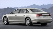 Audi A8 2013 : un restylage important