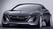 Opel Monza : Un concept très en vague
